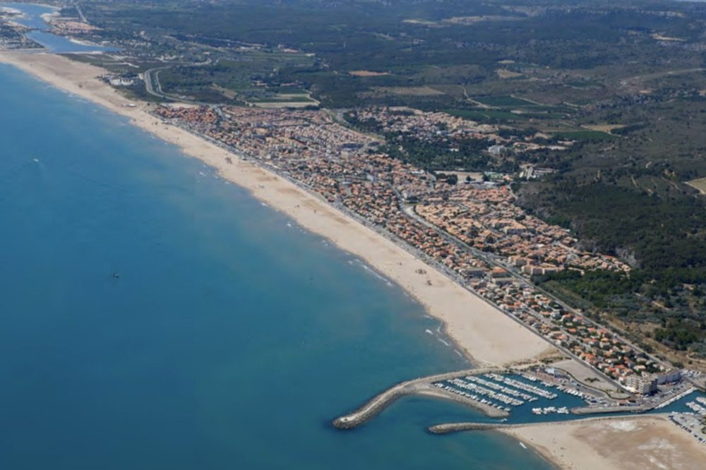 Wetter Narbonne Plage